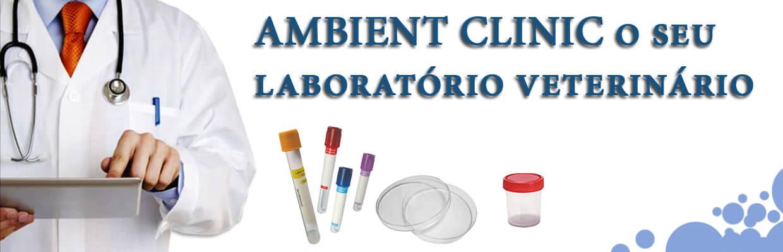 Ambient Clinic - Seu Laboratório Veterinário