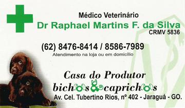 Dr. Raphael Martins F. da Silva