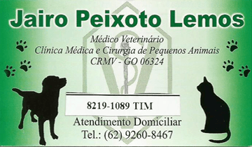 Dr. Jairo Peixoto Lemos